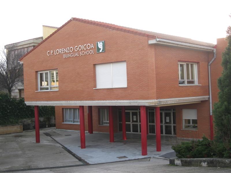 CEIP Lorenzo Goicoa de Villava