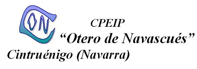 CEIP Otero de Navascués - Cintruénigo
